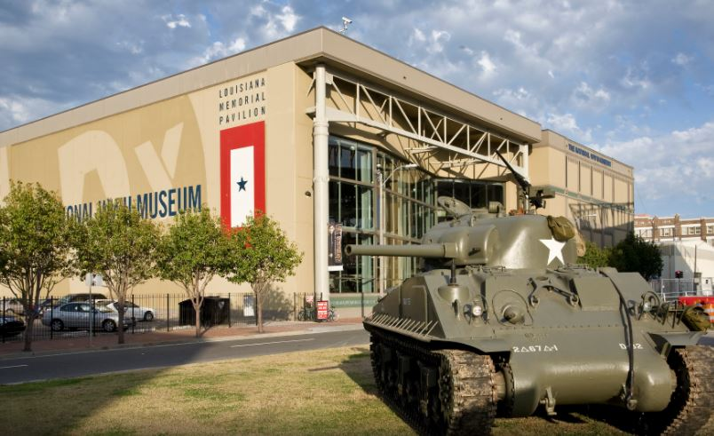 New Orleans World War Two Museum