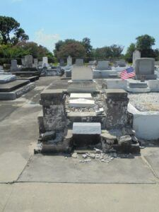 Trip to New Orleans - Cemetery