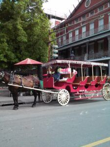 First Trip to New Orleans Louisiana