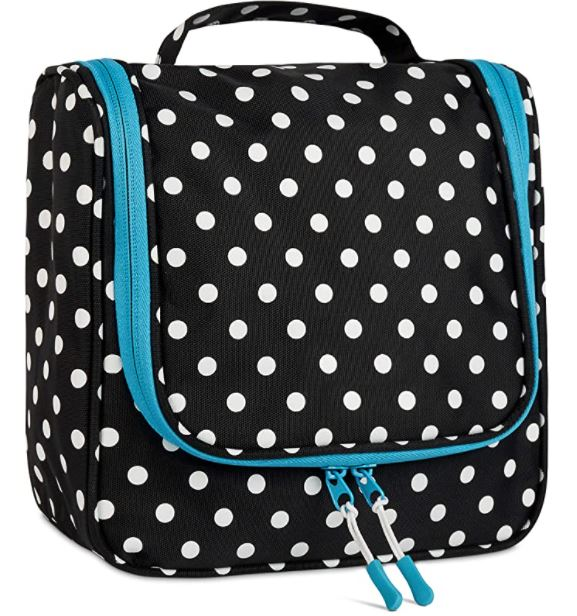 best hanging toiletry travel bag